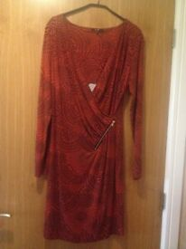 ladies' dress, size 12