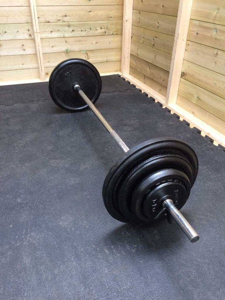 Standard Cast Iron Weights 1 Inch Weight Plates Per Kg
