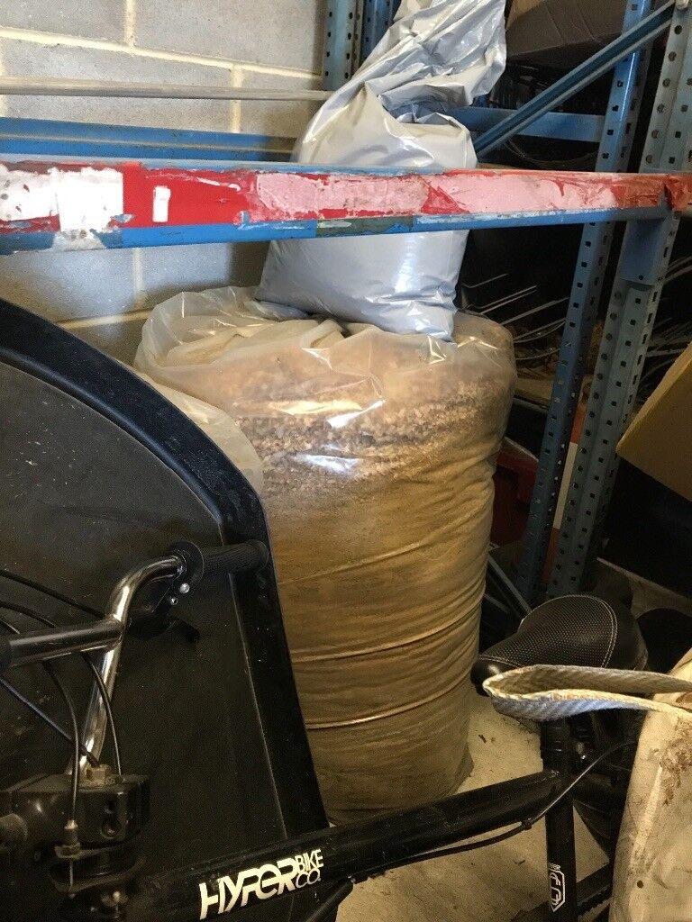 Sawdust wood shavings 3 large bags | in York, North Yorkshire | Gumtree