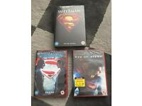 SUPERMAN DVD PACKAGE