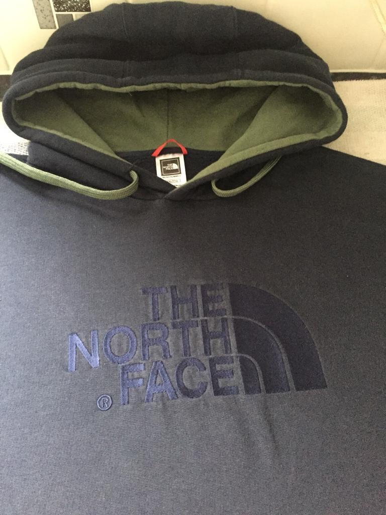 aa211707076d Men s north face hoody. South Shields