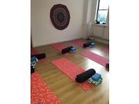Fitness/Yoga Studio for Hire