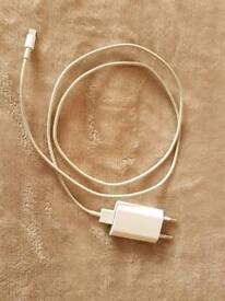 Apple iPhone 5,6,7 charger ( Orginal ) ( European pins )