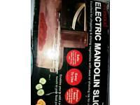 ELECTRIC MANDOLIN SLICER