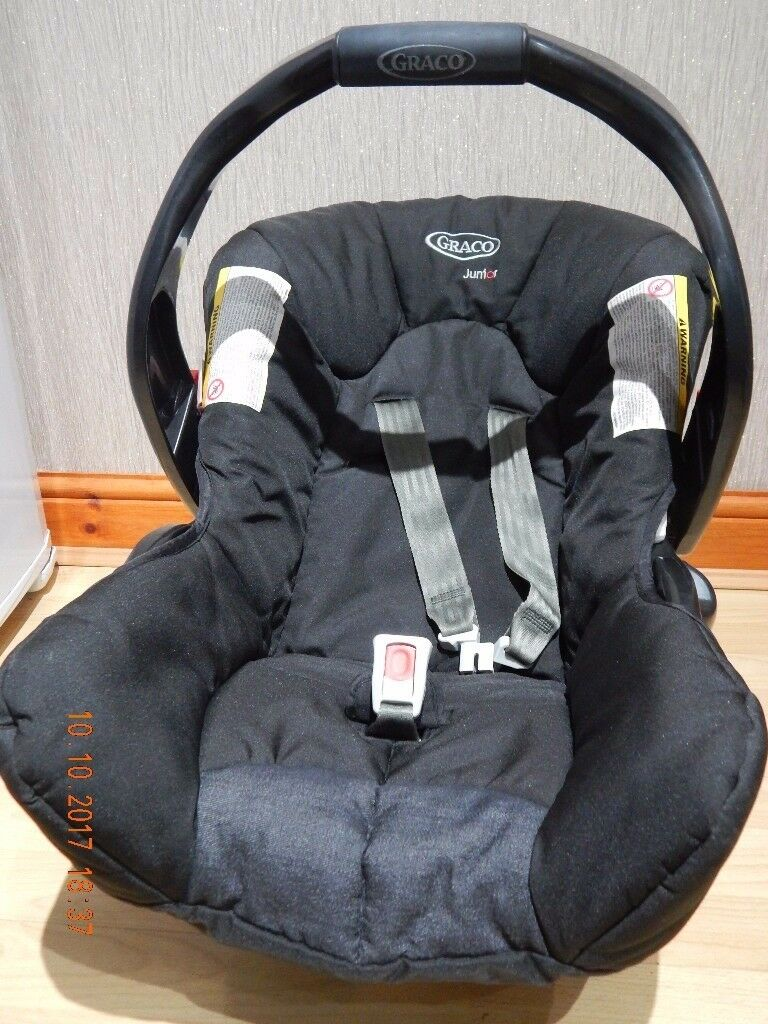 FREE Graco first car seat up to 13kg