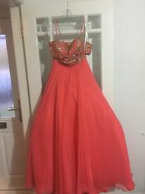 SHERRI HILL 11088 Dress new