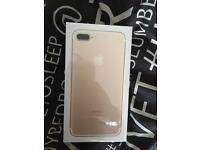 IPhone 7plus 32gb new