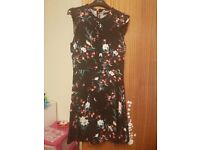 Oasis dress size 10 excellent condition - £8