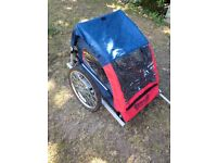 Phillips childrens bicycle trailer / carrier