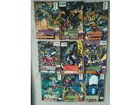 Transformers Comics US/UK Job lot