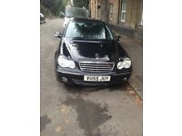 For sale Mercedes c220 CDI avangarde sport pack automatic 2005