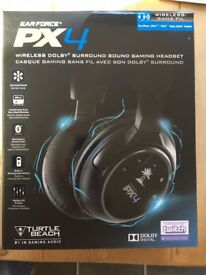 Turtle Beach PX4 Wireless Gaming Headset
