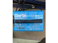 Clarke 145ED Welder
