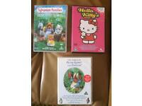 Little girl DVD bundle