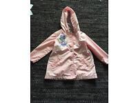 Girls coat age 4-5