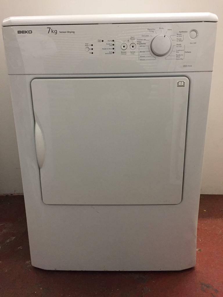 Beko Sensor Vented Tumble Dryer