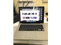 "£230 MacBook 13"" 4GB RAM 500GB HDD"