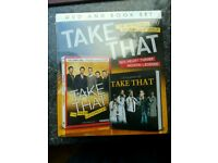 Take That Dvd and Book Set