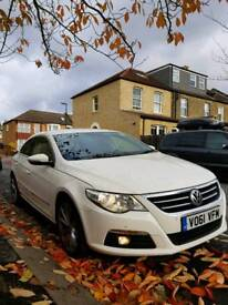 Volkswagen Passat CC GT TDI BLUEMOTION-- CHEAPEST ON MARKET--UBER READY---LOW MILAGE---TOP CONDITION