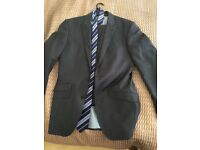 "Men's M and S suit for sale - chest 36"", waist 32"""