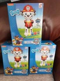 Paint your own paw patrol Marshall
