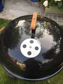 Webber kettle barbecue