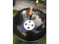 Webber kettle barbecue