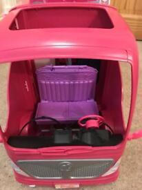 Barbie RV Camper Van