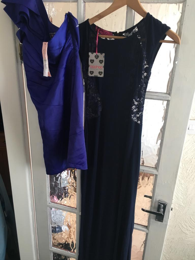 2 dresses for sale £10 for both