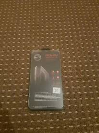 S6 temperate screen protector