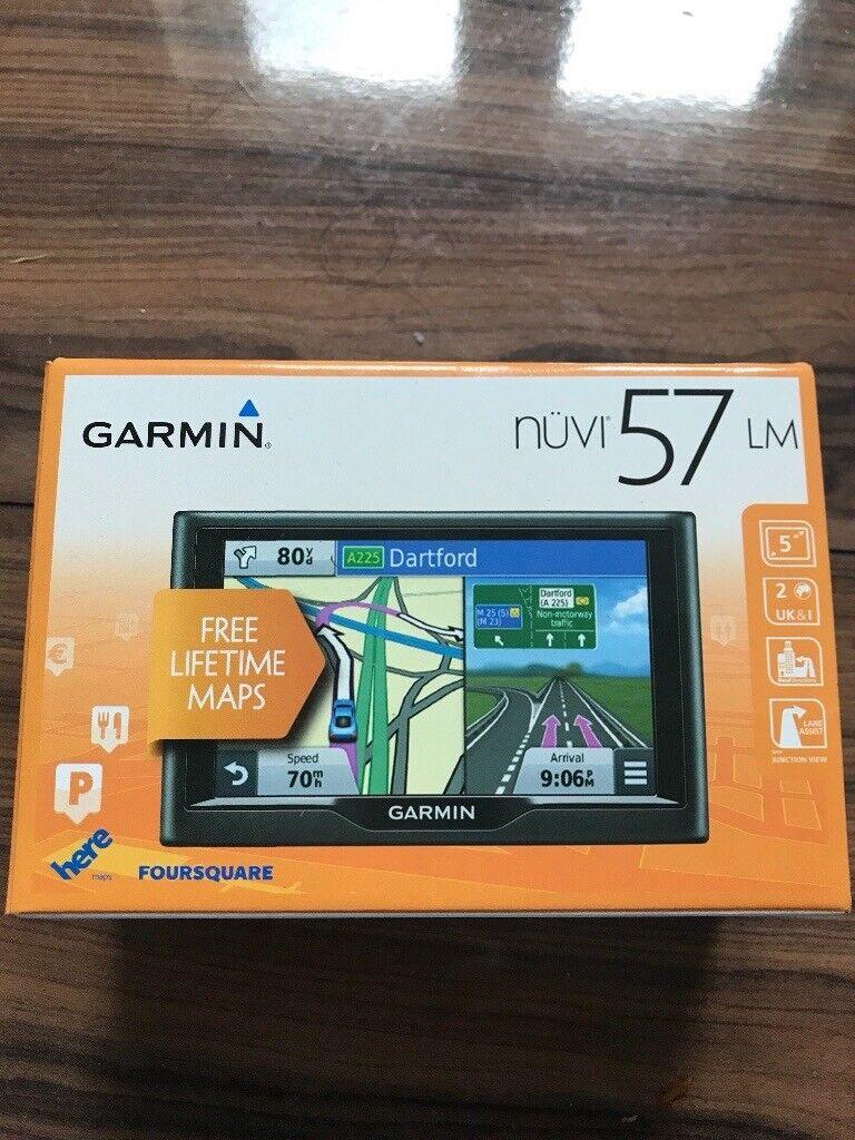 Garmin Nuvi 57LM 5 inch Satellite Navigation | in East End, Glasgow |  Gumtree