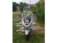 Honda pcx not vision or sh