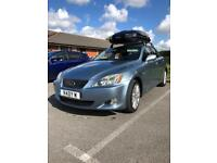 Lexus is220d 2007 57 plate