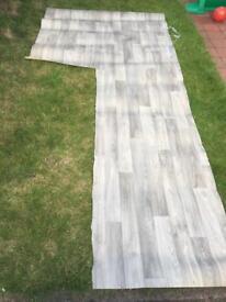 Titanium XT PU Lino flooring