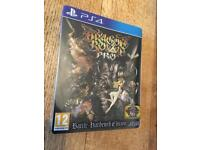 Dragons Crown Pro Steelbook and game Playstation 4 PS4