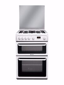 Hotpoint gas cooker Brand new.