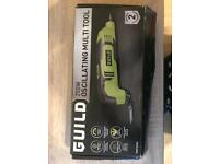 Guild oscillating multi tool brand new