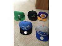 5 Hats for sale, good condition