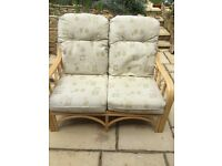 Whittaker 2 Seater Settee, in good condition