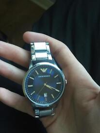 Emporio Armani, Real watch