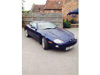 4.0 litre jaguar xk8 2001