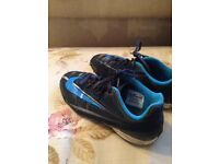 Nike size 4 boys Astro trainers