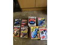 Car magazines job lot over 200