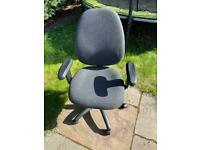 Office swivel chair as new unused