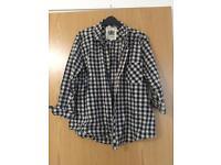 Rupert & Buckley checkered shirt