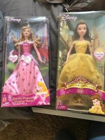 Disney Princess Dolls [STILL BOXED]