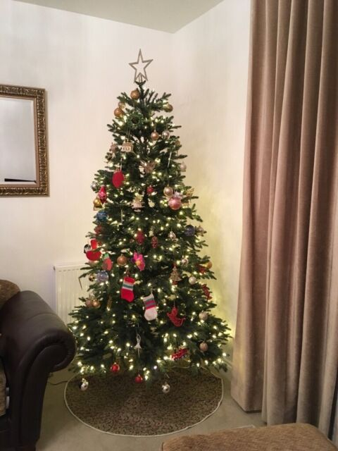 Balsam Hill Christmas Tree.Balsam Hill Christmas Tree With Candlelight Led Lights In Plymouth Devon Gumtree