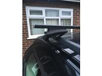 Roof bars thule