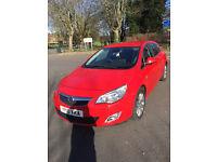Vauxhall Astra Elite 1.4 Turbo (5 Door Hatchback) Petrol