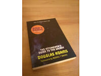 The Hitchhiker's Guide To The Galaxy - by Douglas Adams